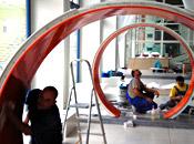 výstavní stuha Architecture Week 2008, Prague