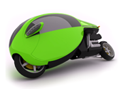 kapotovaný motocykl Dálník D1