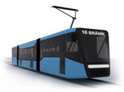 koncept tramvaje Tram 22